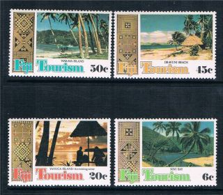 Fiji 1980 Tourism Sg 600/3 photo