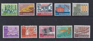 Indonesia 766 - 775 photo