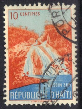 Haiti Stamp Scott 415 Stamp See Photo photo