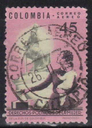 Columbia Stamp Scott C450 Stamp See Photo photo