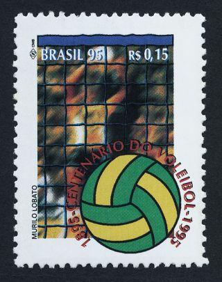 Brazil 2542 Sports,  Volleyball photo
