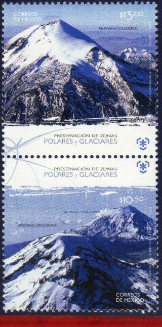 9 - 6 Mexico 2009 - Protect Polar Regions,  Environment, photo