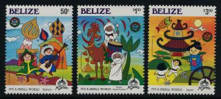 Belize 792 - 4 Disney,  Music,  Animals,  Its A Small World photo