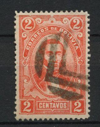 Bolivia 1897 Sg 78,  2c Linares A61759 photo