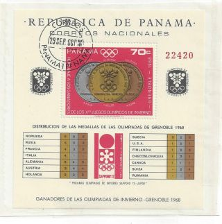 Panama No 487i S/s photo