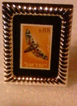 Postage Stamp Israel photo