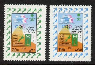 Saudi Arabia 919 - 20 Olympics,  Sports,  Football photo