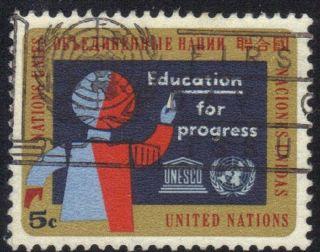 United Nations Stamp Scott 135 Stamp See Photo photo