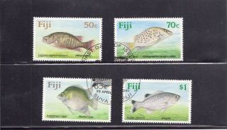 Fiji 1990 Fish photo