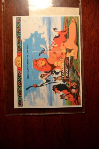 Disney Stamp photo