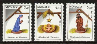 Monaco 1919 - 21 Christmas,  Figurines photo