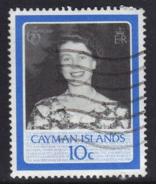 Cayman Islands Stamp Scott 556 Stamp See Photo photo