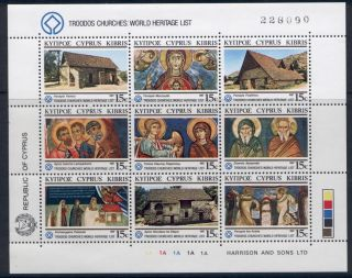 Cyprus 686 Churches & Frescoes,  Art,  Religion photo