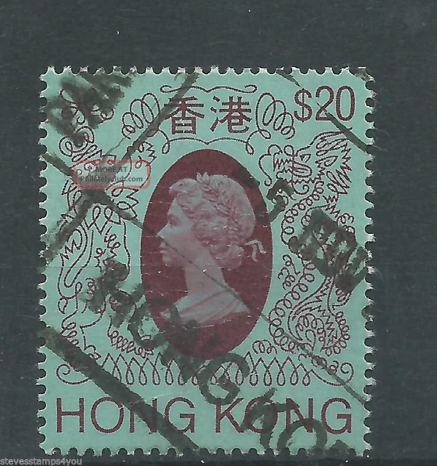 hong kong - 1982 - sg486