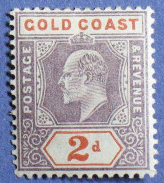 1902 Gold Coast 2d Scott 40 S.  G.  40 Cs01030 photo