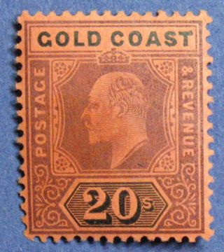 1902 Gold Coast 20s Scott 48 S.  G.  48 Cs01325 photo