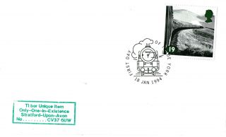 18 January 1994 Age Of Steam Cover York Shs photo