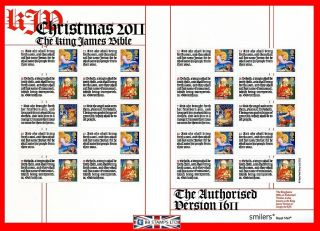 2011 Ls79 Christmas Smiler Sheet photo