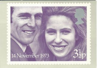 Great Britain - 1973 - Phq 4 - Cv £ 50.  00 - Postal - Southampton photo