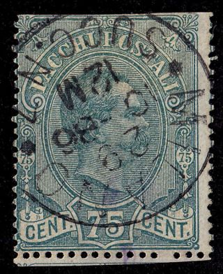 Italy Scott Q4 Stamp - - Early Italy Parcel Post Stamp photo