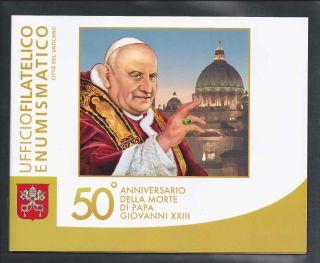 - 2013 - Vatican