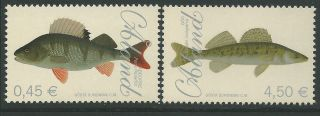 Finland Aland 2008 - Nature Animals Fish Marine - Sc 270/1 photo