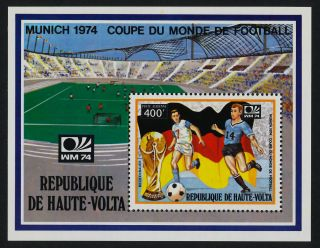 Upper Volta C182 Sports,  World Cup Soccer,  Football,  Architecture photo