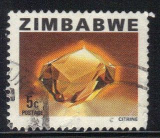 Zimbabwe Stamp 417 Stamp See Photo photo