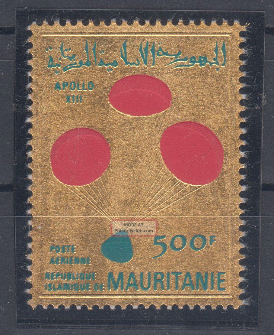 Mauritania Cosmos Apollo Xiii Africa photo