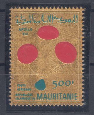 Mauritania Cosmos Apollo Xiii photo