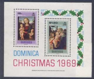 Dominica 290a Christmas,  Art photo