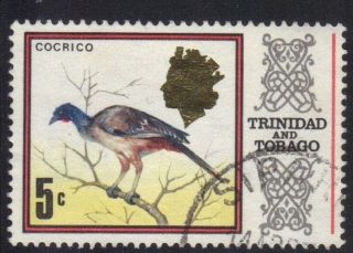Trinidad & Tobago Stamp Scott 146 Stamp See Photo photo