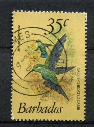 Barbados 1979 - 83 Sg 631,  35c Birds Definitive A51176 photo