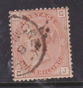 Gb Abroad In Grey - Town Nicaragua C57 1/ - Orange - Brown Spraysg151 Cds Cancel photo