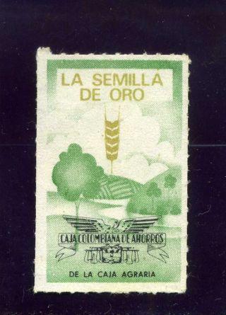 La Semilla De Oro  Caja Agraria  Bogota Cinderella Colombia photo