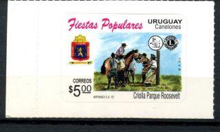 Uruguay 1997 Sg 2315 Festivals A30335 photo