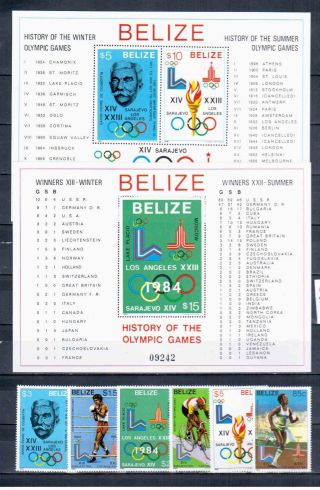 Belize Olympics photo