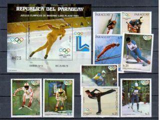Paraguay Olympics photo