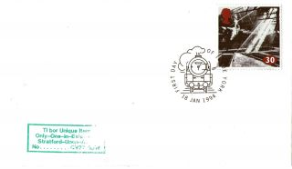 18 January 1994 Age Of Steam Cover York Shs (b) photo