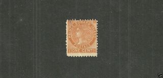 Prince Edward Island Stamp 11 (no Gum) From 1872. photo