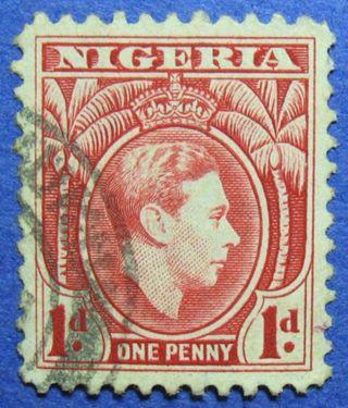 1938 Nigeria 1d Scott 54 S.  G.  50 Cs05970 photo