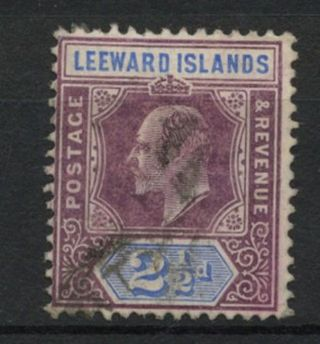 Leeward Islands 1905 - 8 Sg 32,  2.  5d Kevii A61877 photo