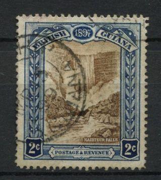 British Guiana 1898 Sg 217,  2c Qv Jubilee A61770 photo