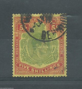Bermuda - 1945 - Sg118e - Cv £ 25.  00 - - Minor Faults Space Filler photo