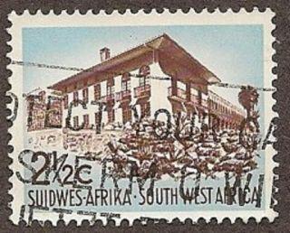 Southwest Africa Scott 270,  Administrator's Residence, ,  1961 - 1963 photo