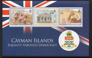 Cayman Islands Sgms1229 2009 Equality Through Democracy photo