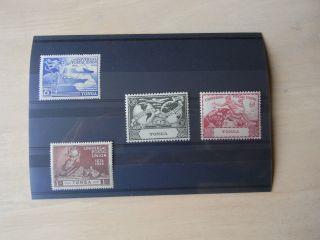 George Vi 1949 U.  P.  U Tonga U.  M.  M photo
