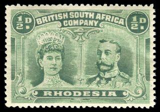Rhodesia 1910