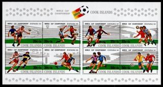 Cook Islands B96 Sports,  World Cup Soccer,  Football photo