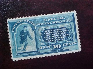 U.  S.  Special Delivery Stamp E1 photo